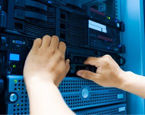 Server Room Infrastructure